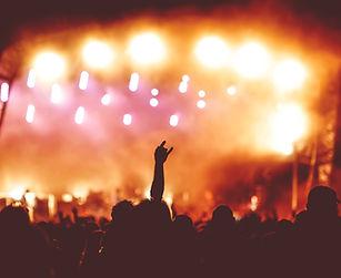 концерти, фестивали, обучения, състезания