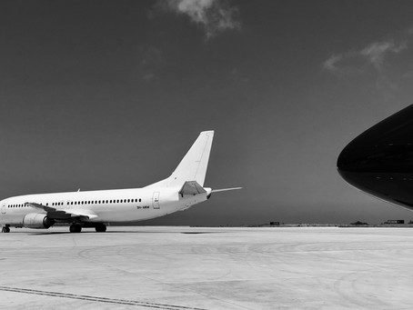 The Delayed Flight