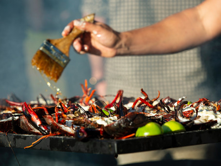 Vero Beach Events: 54rd Annual Grant Seafood Festival