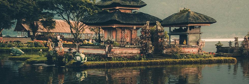 Bali 8 días: 1 de 3 pagos