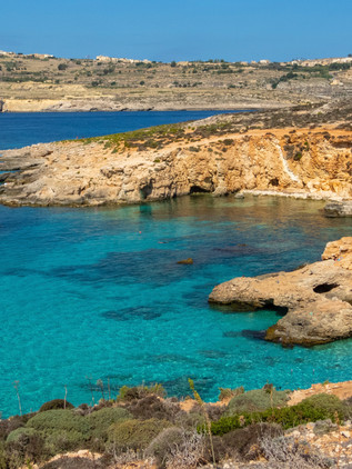 Cómo visitar Comino, La Laguna Azul de Malta