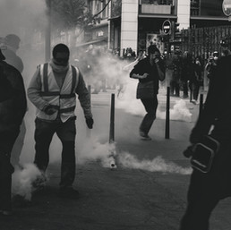 Tear Gas Can Be Lethal, Especially for the Vulnerable