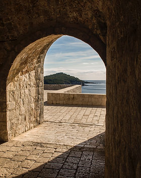 Experiences in Dubrovnik, city walls