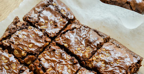 "On ""Quarantine Productivity,"" And A Brownie Recipe Just Because"