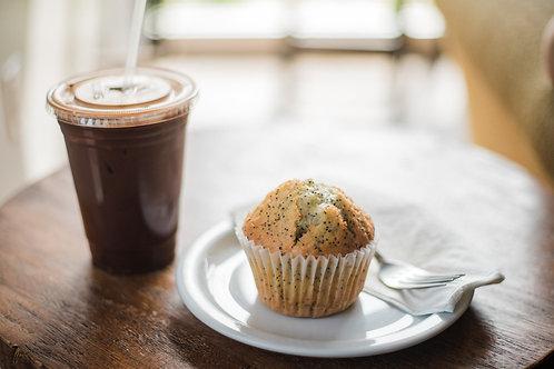 Muffin - Orange Cranberry  - 4 pk