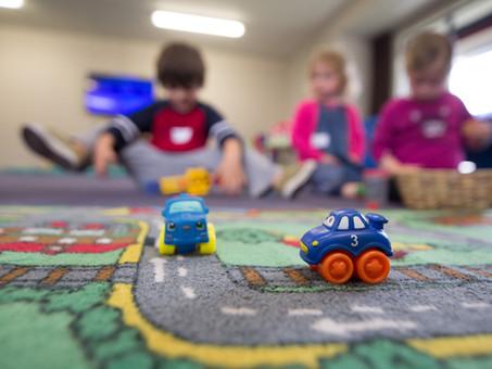 Interacciones entre familias y jardines infantiles: