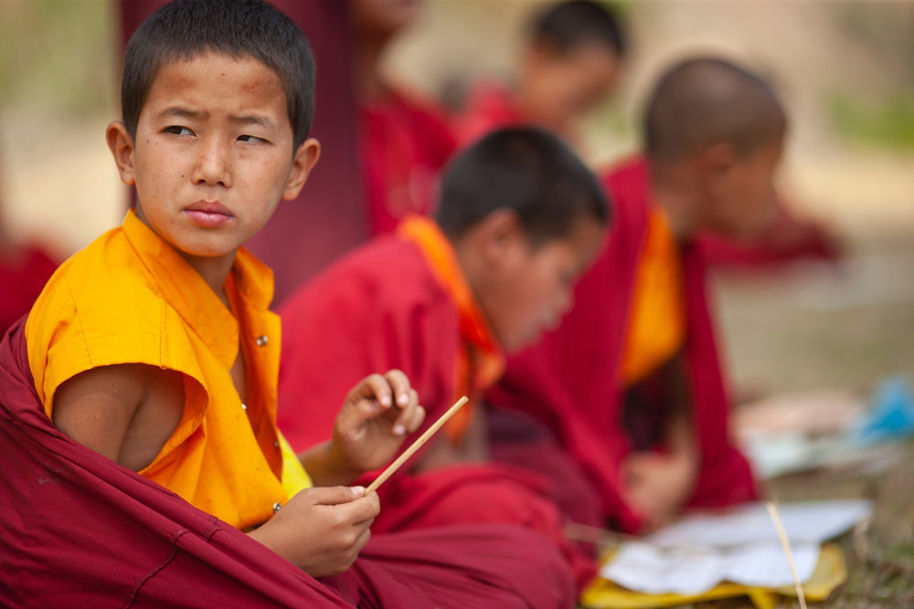 Buddhism has a large influence on Bhutanese's view on nature.