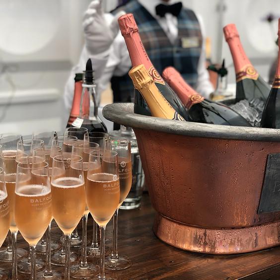 Laurent-Perrier Champagne Virtual Tasting
