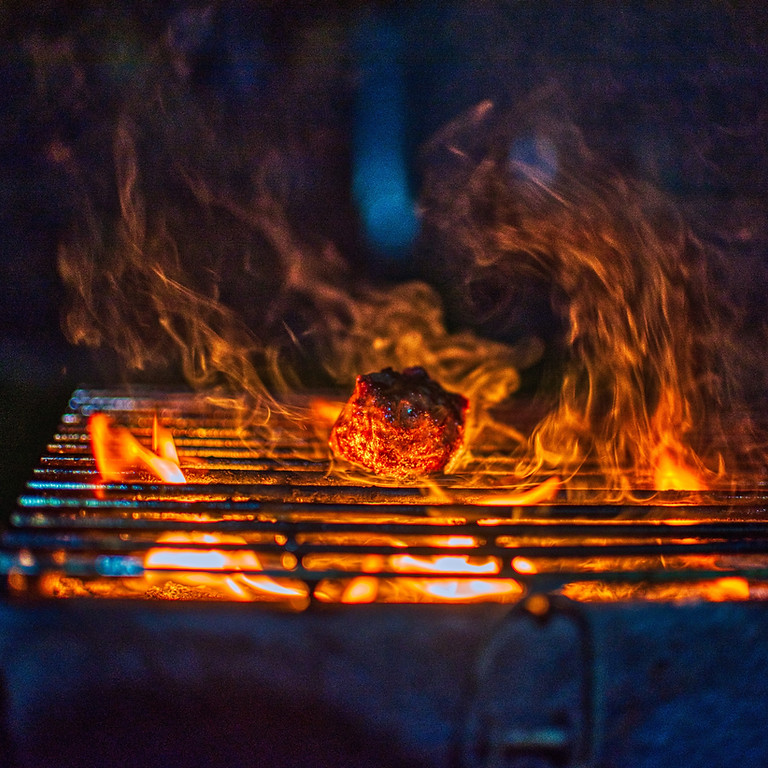 Presbury UMC Pit Beef and Sausage Sale