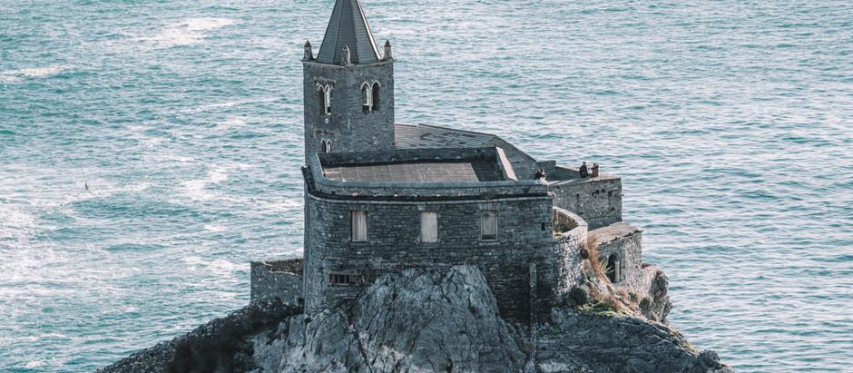 """Italy's Secret, Romantic """"Gulf of Poets"""""""