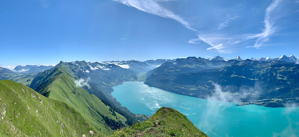 hardergrat hike is one of the world's best hikes