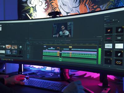 Como enviar arquivo audiovisual pela internet sem perder qualidade?