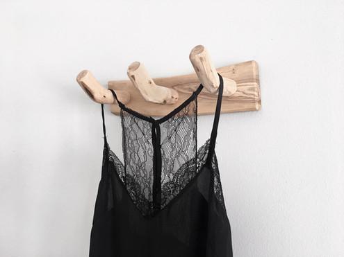 Bedroom clothes hook