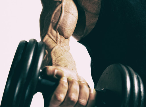 """20-Minute """"Full Body"""" Dumbbell Arm Workout"""