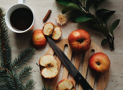 Bewitching Baked Apples + Pears