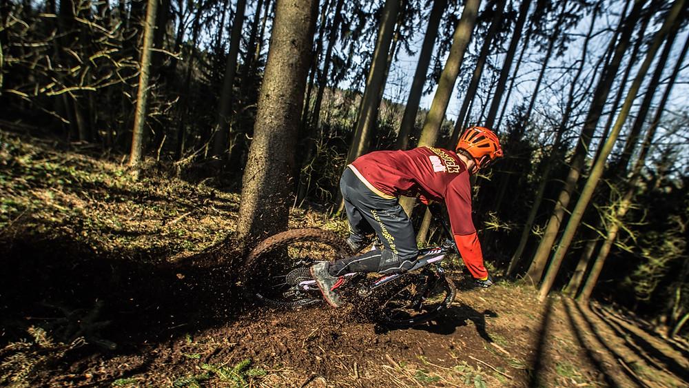 youth adventure, mountain biking