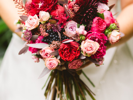 How to choose your Bridal Bouquet?