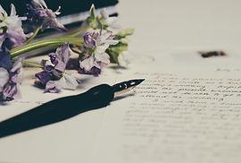 teksten schrijven voor de ceremonie