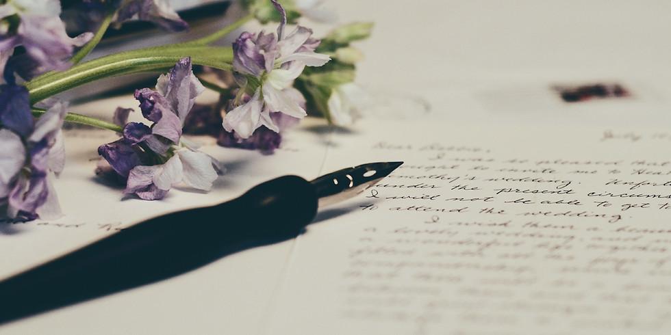 Dev'YourSpirit - Atelier - Écrire Votre Lettre à l'Univers