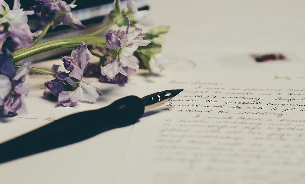 Poetry Workshop: Sharpen Your Vision