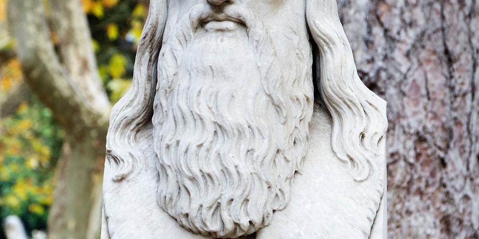 Leonardo Da Vinci with Jane Blair