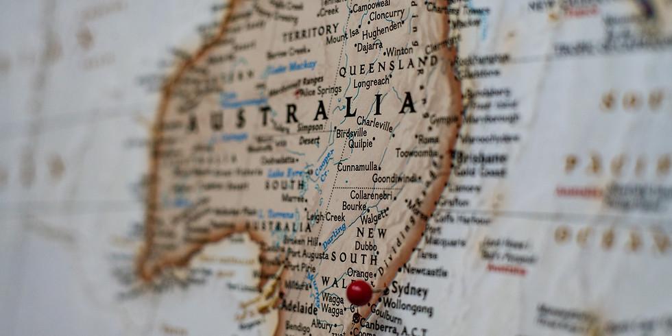 Wine Tasting - Australia
