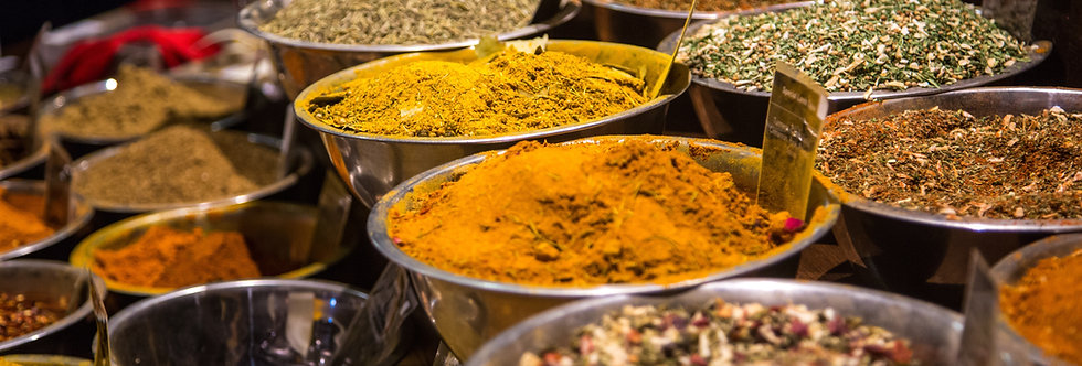 Organic Curry Powder (4oz)