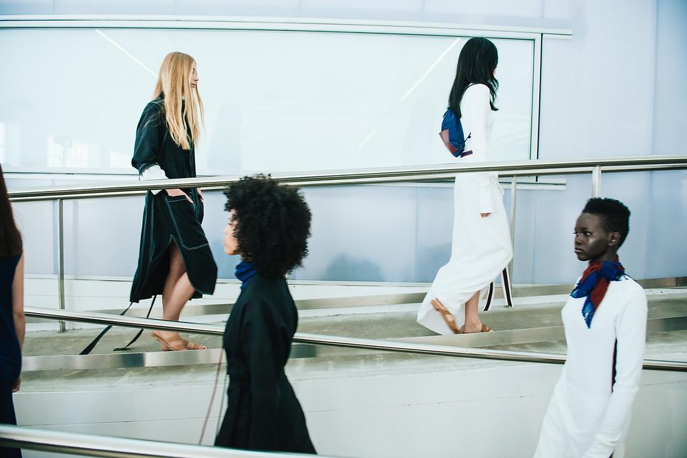 CLOTHING MANUFACTURERS UK FASHION SHOW