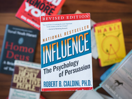 The art of  influence. Impacting how people think, feel and do with your brand and marketing: