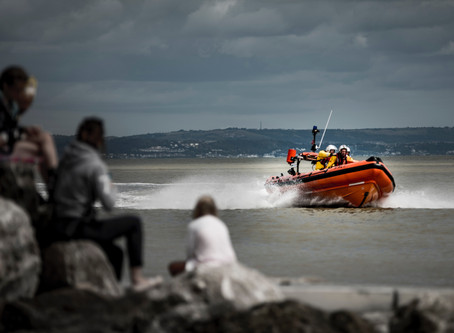 Storytelling with the RNLI
