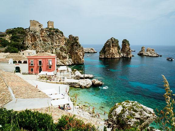 Sicilia Riserva Naturale dello Zingaro