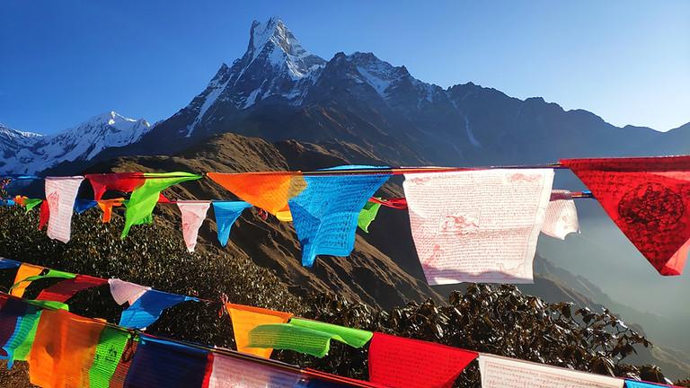 Spring Fundraiser - Nepal