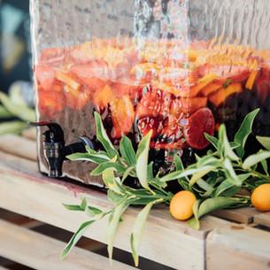 Cran Orange Sangria