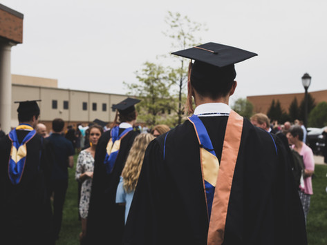 Transitioning from College to the Working World