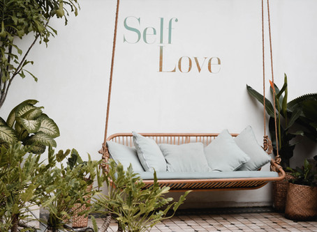Love & Self Worth - raising the personal rent