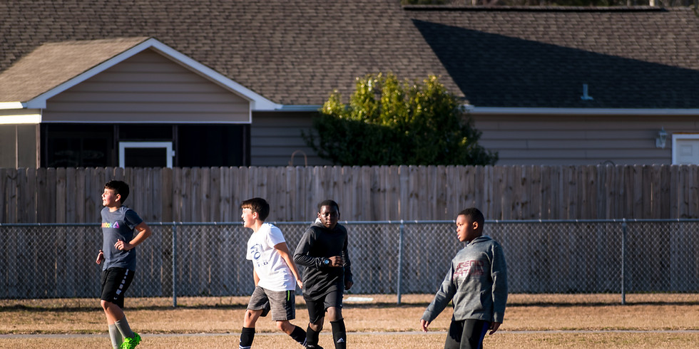 Father & Son Soccer Tournament