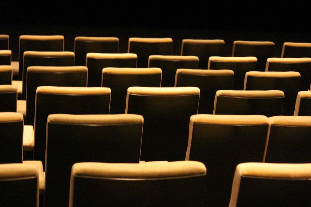 Go to a movie theater near your Lake County rental