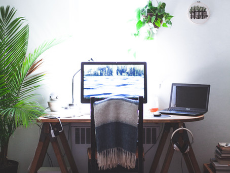 Loving your Work From Home Space