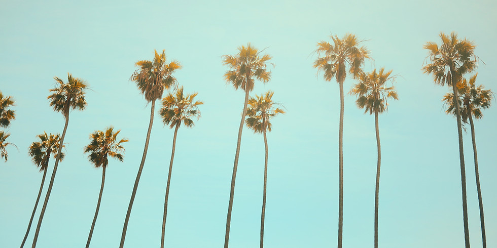 Our Favourite..... California and a night of indulgence!