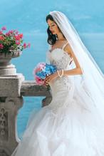 Bride At Sea