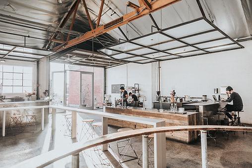 Imagen de una oficina moderna