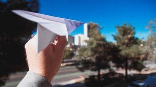 The Paper Plane Challenge