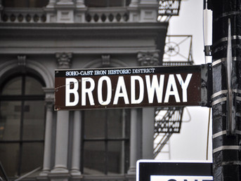Broadway Makes New York Sing
