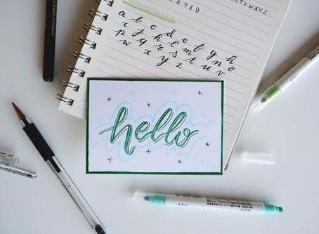 Welcome! - първи блог