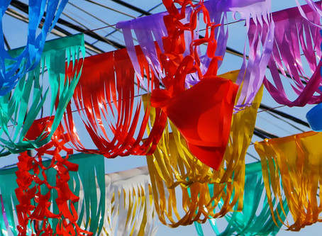Celebrating Fiestas The Filipino Way