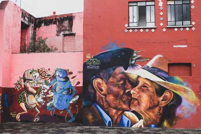 Ciudad de México, Puebla