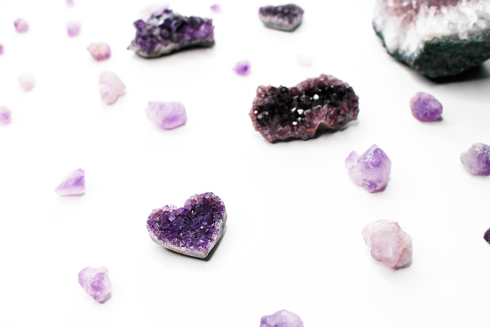 Healing properties of amethyst