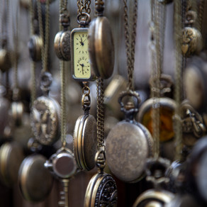 MicroBlog 5: On Time Travel and Tardiness