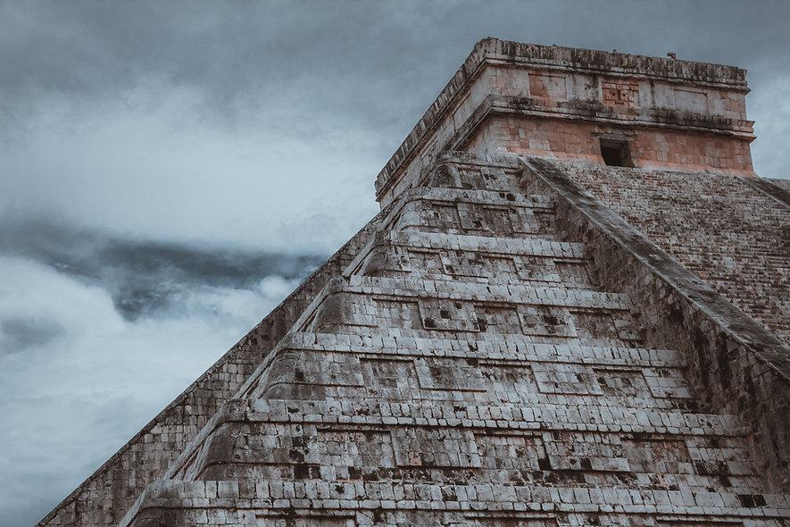 Chichen Itza Pyramid Image by Jezael Melgoza