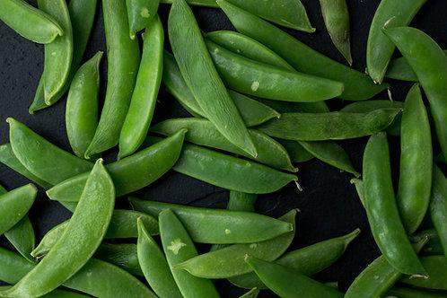 Peas in pod 250g